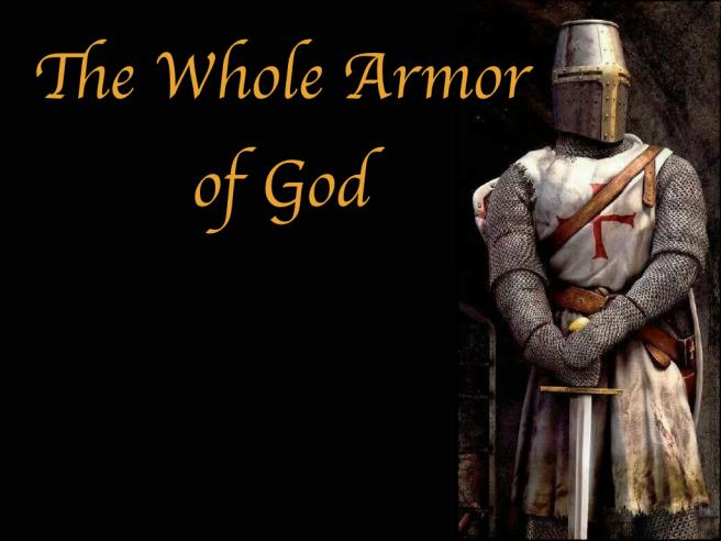 The Whole Armor of GOD - Jeremy B. Blevins
